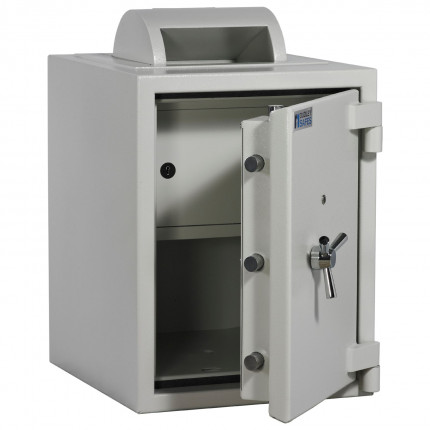 Dudley Europa £60,000 Rotary Drop Security Safe Size 3