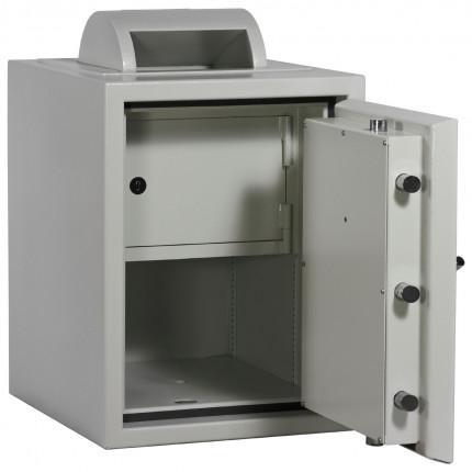 Dudley Europa £35,000 Rotary Drop Security Safe Size 3 Grade 0 Door Open
