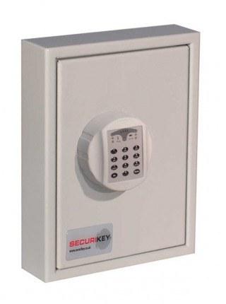 Securikey Key Vault KV030ZE Key Cabinet High Security Electronic Lock 30 Keys