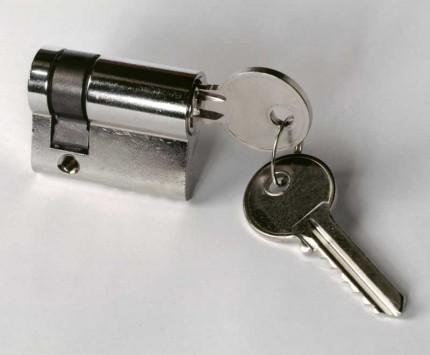 Securikey Key Vault KVD200 Deep Cabinet Euro Profile Lock and keys