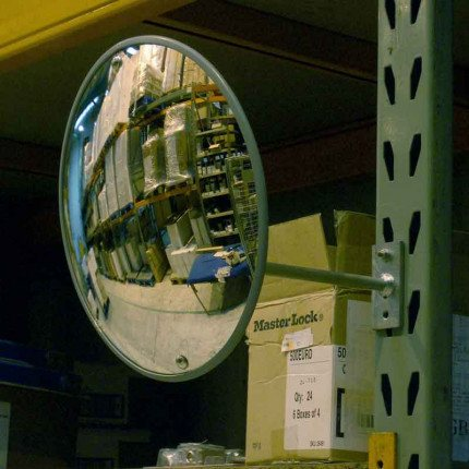 Securikey Econovex Interior Convex Mirror 300mm with bracket