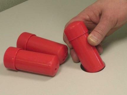 Securikey Deposit Safe Tube Capsules Pack of 10