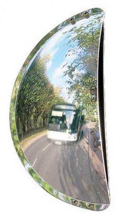 Vialux Vumax 6000 - Wide Angle Driveway/Passageway Mirror - Vumax 6000 - 600mm vertical