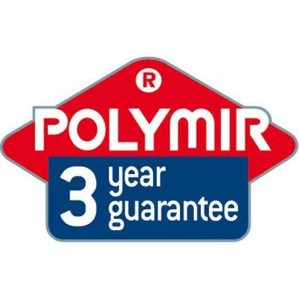 Vialux Polymir 3 year warranty
