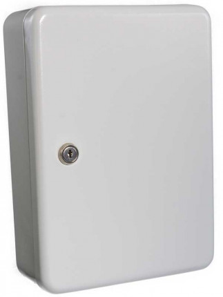 Closed Key Cabinet with Key Lock security