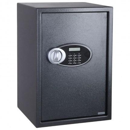 Phoenix Rhea SS0104E Electronic Audit Laptop Safe - door closed