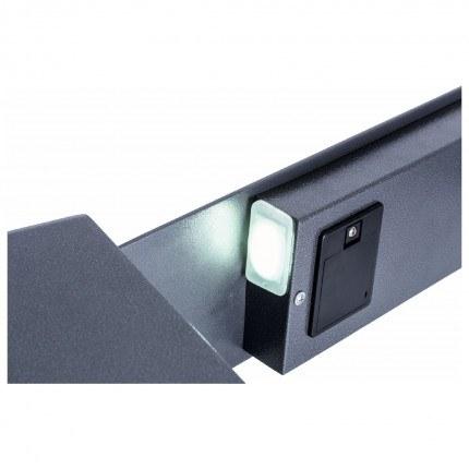 Phoenix Rhea SS0104E Electronic Audit Laptop Safe - internal light