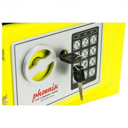 Phoenix Compact Home Safe SS0721EYD