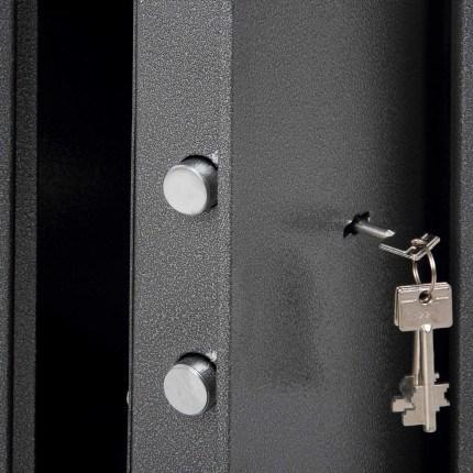 Phoenix SS0992K Cash Day Deposit Safe door bolts
