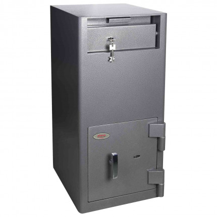 Phoenix SS0997KD Cash Deposit Safe Key Lock - Door Closed