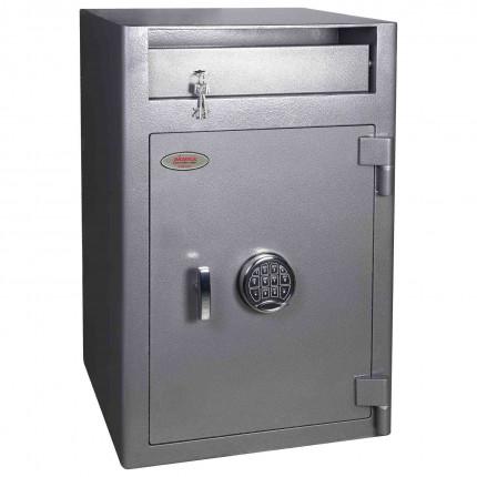 Phoenix SS0998FD  Fingerprint Locking Deposit Safe - doors closed