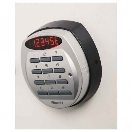 Phoenix Securestore SS1162E - LED Display Electronic Lock