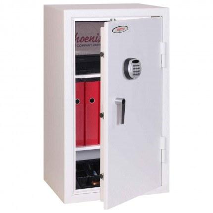 Phoenix Securestore SS1162E Retail Security Safe Electronic - Door ajar
