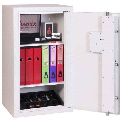 Phoenix Securestore SS1162E Retail Security Safe Electronic - door open wide
