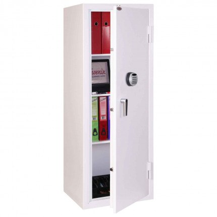 Phoenix Securestore SS1163E Retail Security Safe Electronic - Door ajar