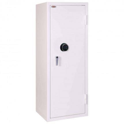 Phoenix Securestore SS1163F Retail Security Safe Fingerprint Locking - door locled