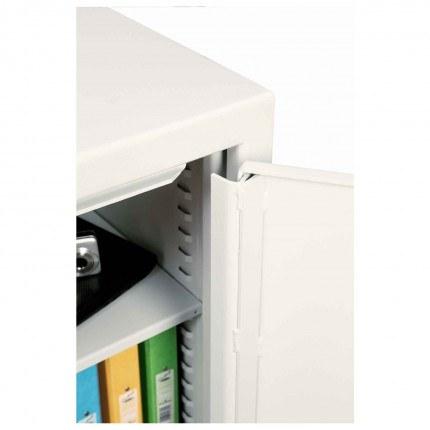 Phoenix Securestore SS1163F Retail Security Safe Fingerprint Locking - door hinge