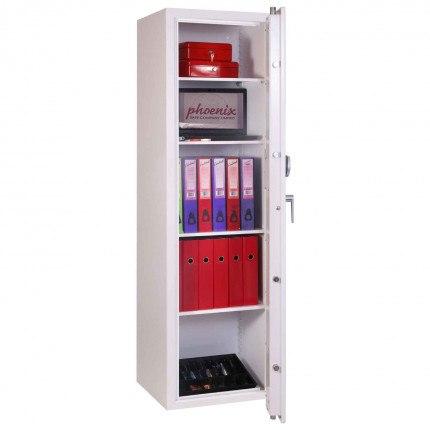 Phoenix Securestore SS1164E Retail Security Safe Electronic - Door open