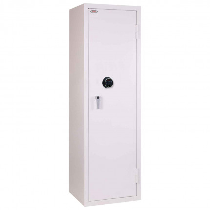 Phoenix Securestore SS1164F Retail Security Safe Fingerprint Locking - door closed