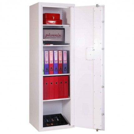 Phoenix Securestore SS1164F Retail Security Safe Fingerprint Locking - interior