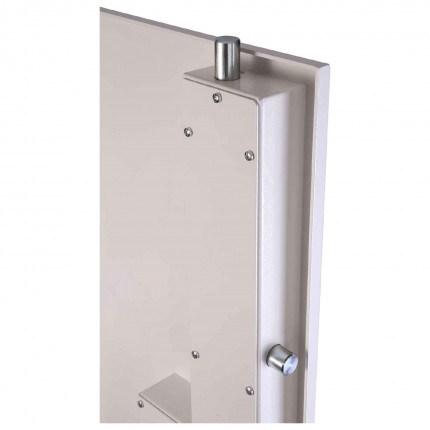 Phoenix Securestore SS1164F Retail Security Safe Fingerprint Locking - door bolts