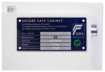 Phoenix Fortress SS1181E £4000 Electronic Security Safe