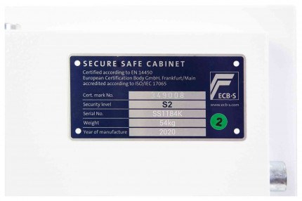 Phoenix Fortress SS1184K £4000 Key Lock Security Safe