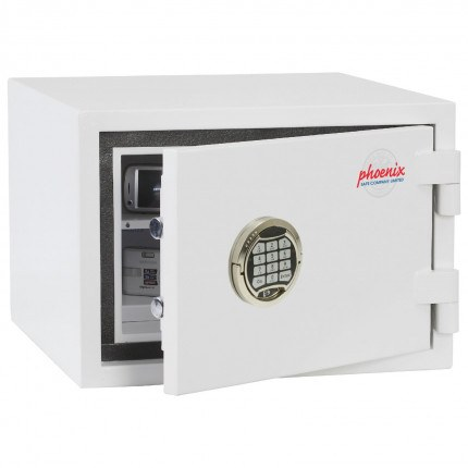 Phoenix Citadel SS1191E Cash Security Safe Electronic Lock - door ajar