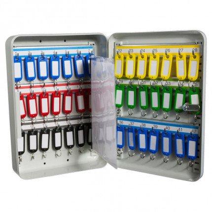 Safe Saver SS42E Key Storage Cabinet Electronic Locking 42 Keys