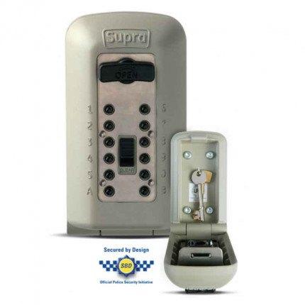 Supra Keysafe C500 Police Approved Key Safe