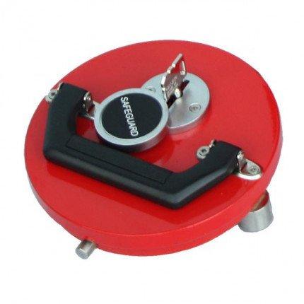 Securikey Safeguard Size 2 £4,000 Floor Safe Door