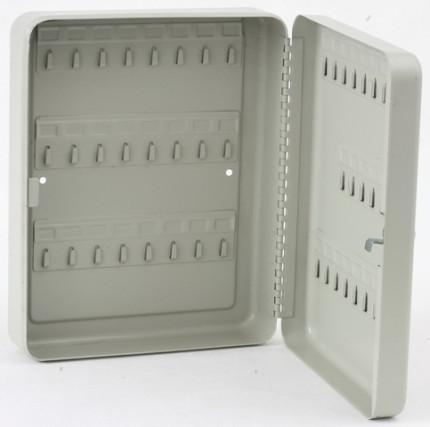 Safewell SW-30K45 Key Storage Wall Cabinet Key Lock 45 Keys - Door Open