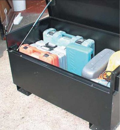 Sentribox 422 XLOCK Secure Site Box - 1155mm wide open