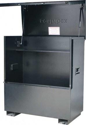 Sentribox 442 XLOCK Tool Vault - 1155mm wide lid open