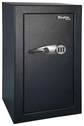 Master Lock T0-331 Digital Electronic Security Safe - door closed