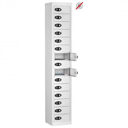 Probe TABBOX 15 Door Tablet Storage Locker in White