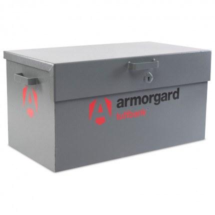 Armorgard Tuffbank Security Van Box TB1 - 985mm wide door closed