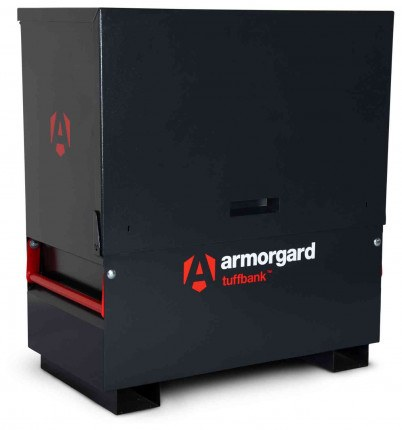 Armorgard Tuffbank TBC4 Security Tested Site Tool Chest - closed