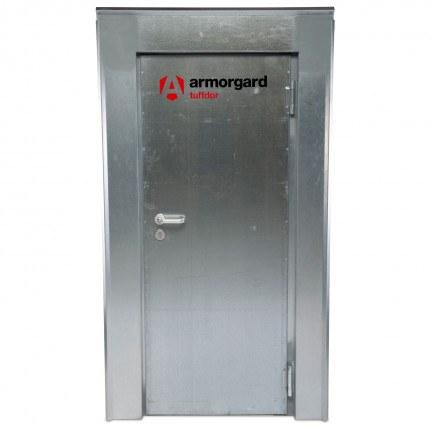 Temporary Steel Door - Armorgard TuffDor TD1 - Closed