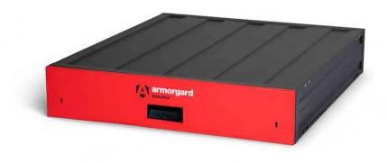 Armorgard Trekdror TKD2 Van Security Tool Storage Lockable Wide Drawer  - closed