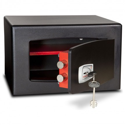 £4000 Cash Security Key Safe - Burton Torino S2 NMK/3 - door ajar