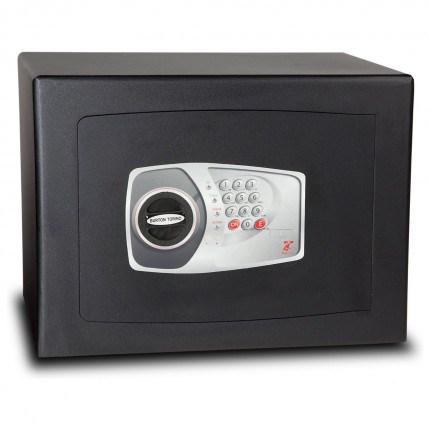 £4000 Cash Digital Security Safe - Burton Torino NMT/5P - door closed