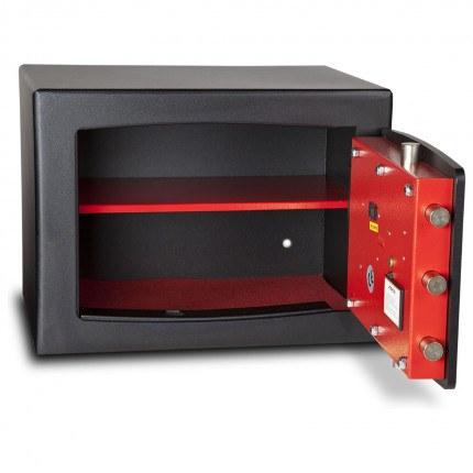 £4000 Cash Digital Security Safe - Burton Torino NMT/5P - door open