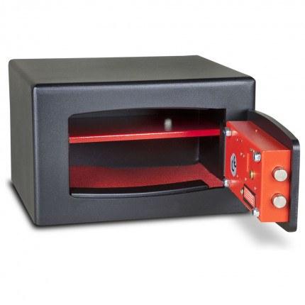 £4000 Cash Digital Security Safe - Burton Torino NMT/3P - door open