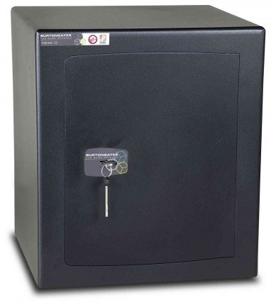 £4000 Cash Security Key Safe - Burton Torino S2 NMK/7 - door closed