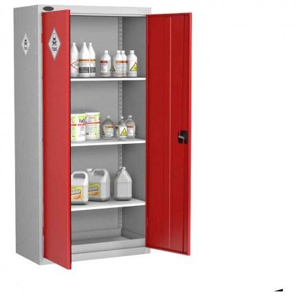 Probe TOX-H Toxic High Double Door Steel Storage Cabinet