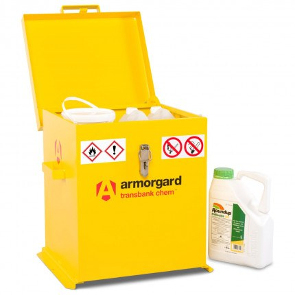 Armorgard Transbank TRB2C Portable Chemical Storage Chest