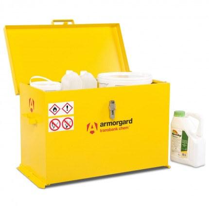 Armorgard Transbank TRB4C Portable Chemical Storage Chest