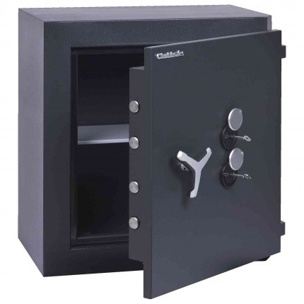 Chubbsafes Trident 110K Eurograde 5 Fire Safe - £100,000 Insurance Rated