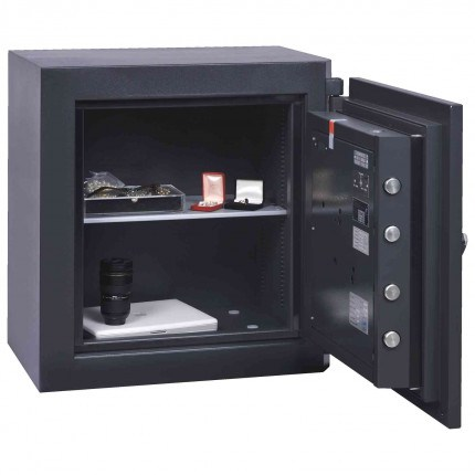 Chubbsafes Trident 110K Eurograde 6 Fire Safe - Interior view
